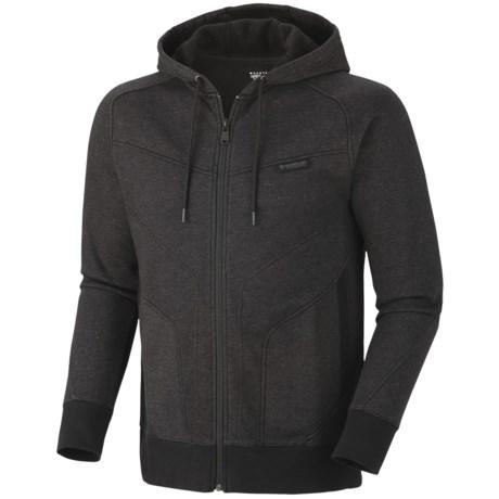 Mountain Hardwear Progresrer Hoodie Sweatshirt - Full Zip (For Men)