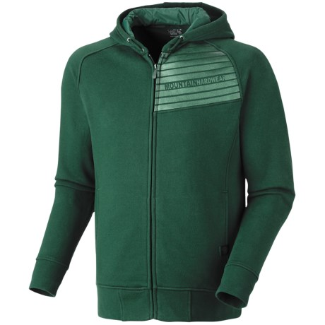 Mountain Hardwear Gravitational Hoodie - Zip (For Men)