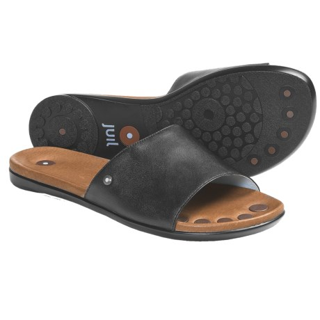 Juil Bali Leather Sandals (For Women)