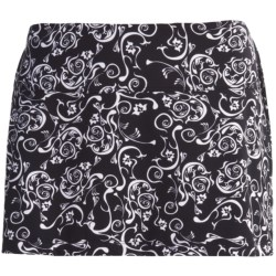 Skirt Sports Marathon Chick Skort - Built-In Briefs (For Women)