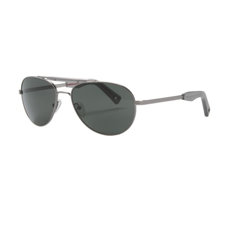 Mosley Tribes Crane Sunglasses - Polarized Glass Lenses
