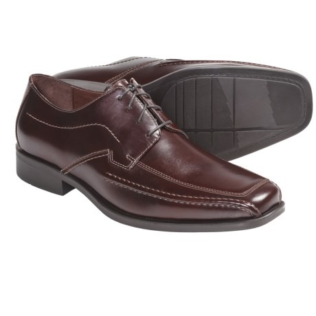 Johnston & Murphy Glenager Shoes - Moc Toe (For Men)