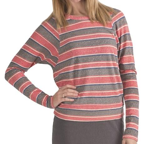 Gramicci Huntley Shirt - UPF 50, Hemp-Organic Cotton Jersey, Long Sleeve (For Women)