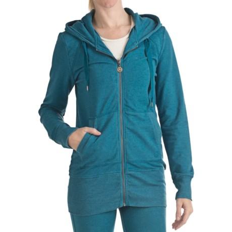 Gramicci Aryn Hoodie Sweatshirt - UPF 50, Renata French Terry, Full Zip (For Women)