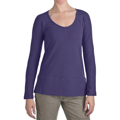 Gramicci Renee Pullover Shirt - UPF 20, Hemp-Organic Cotton, Long Sleeve (For Women)