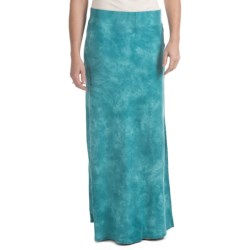 Gramicci Malasia Maxi Skirt - Hemp-Organic Cotton (For Women)