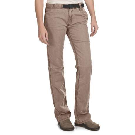 Gramicci Delmas Pants - Peached Twill (For Women)