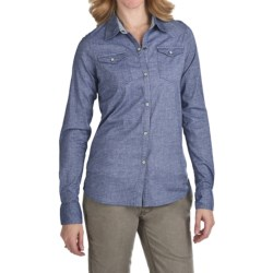 Gramicci Didra Marina Chambray Shirt - Long Sleeve (For Women)