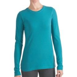 Gramicci Aiden T-Shirt - UPF 20, Hemp-Organic Cotton, Long Sleeve (For Women)