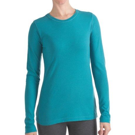 Gramicci Aiden T-Shirt - UPF 20, Hemp-Organic Cotton, Long Sleeve (For Women)