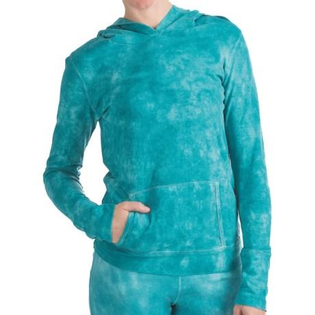 Gramicci Navajo Hooded Shirt - UPF 20, Hemp-Organic Cotton, Long Sleeve (For Women)