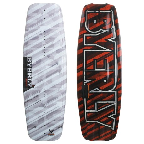 Byerly Monarch Wakeboard - Verdict Bindings