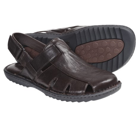 Crown by Born Chino Fisherman Sandals - Leather (For Men)