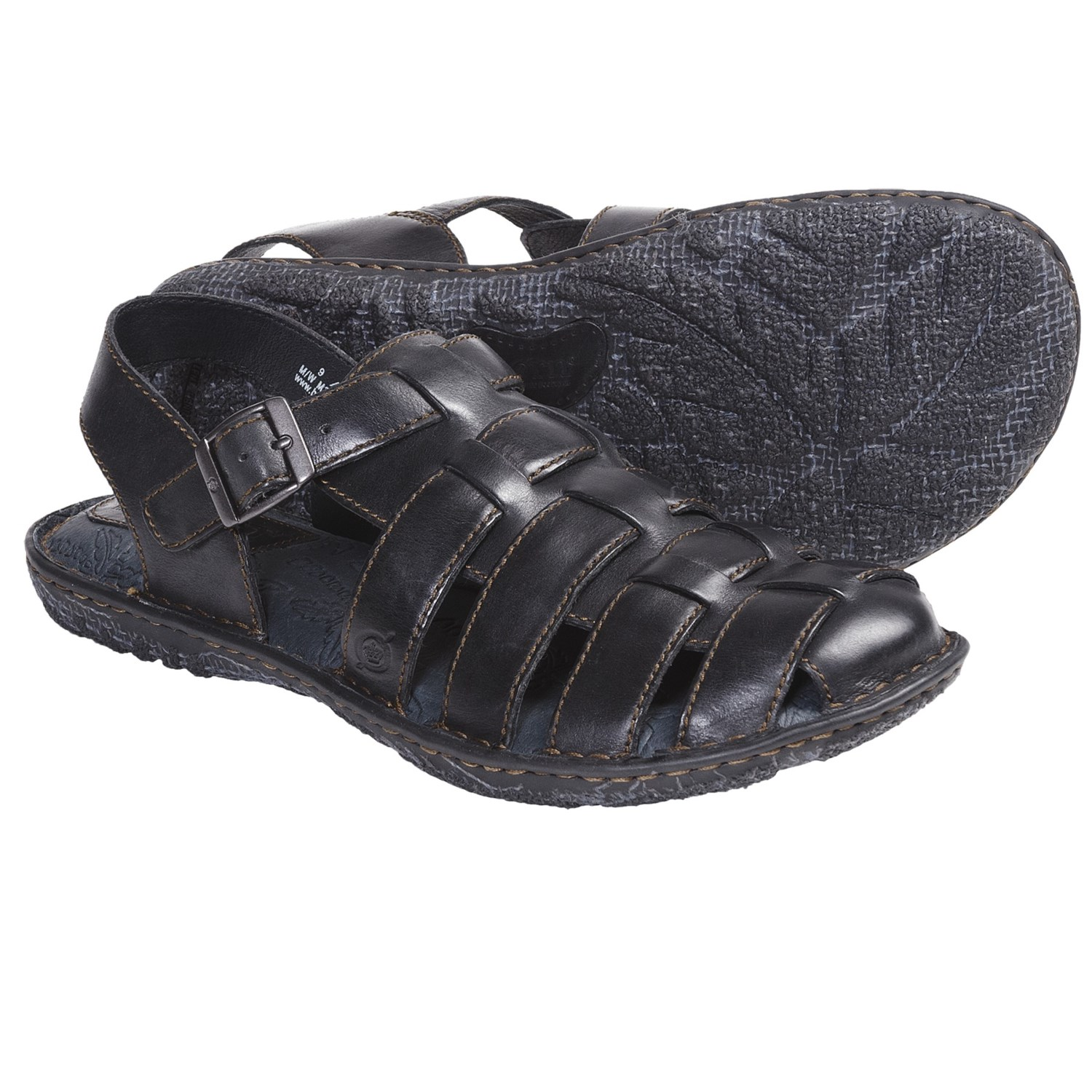 Crown By Born Lagos Fisherman Sandals For Men 5449x