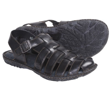 Born Crown by  Lagos Fisherman Sandals - Leather (For Men)