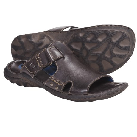 Born Crown by  Damian Sandals - Leather (For Men)