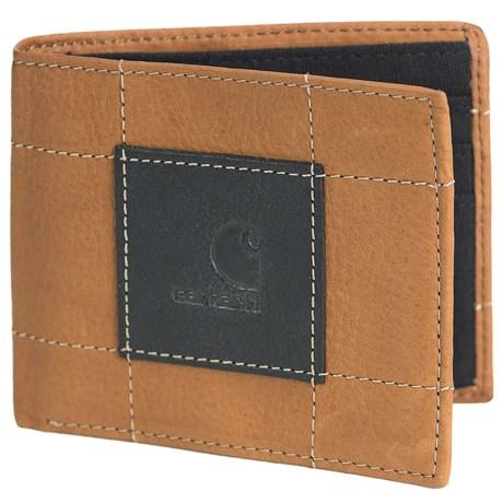 Carhartt Passcase 2 Wallet - Full-Grain Leather