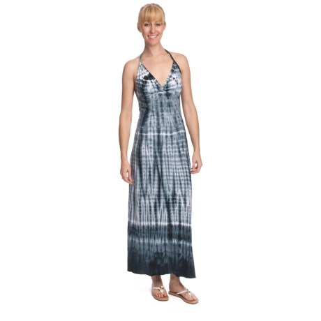 prAna Simone Maxi Dress - Cotton-Modal, Halter (For Women)