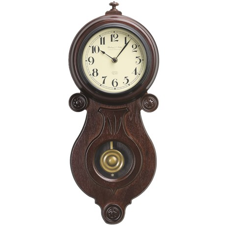 Sterling & Noble Pendulum Clock