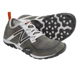 New Balance WT10 Leather Minimus Trail Shoes - Minimalist (For Women)