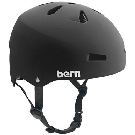 Bern Macon Cycling Helmet