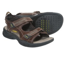 Clarks Wave Barrier Leather Sandals (For Men)