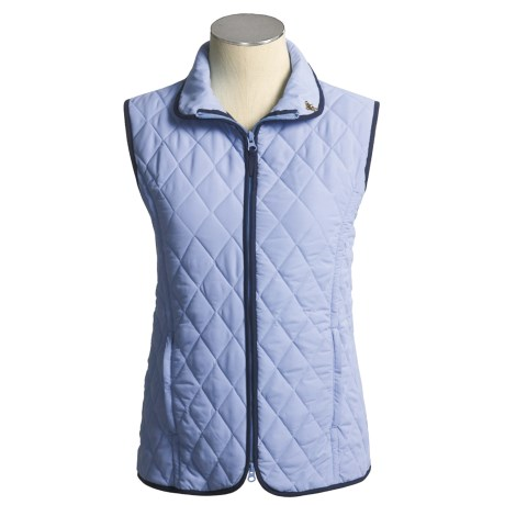 John Partridge Linchfield Vest - Microfiber (For Women)