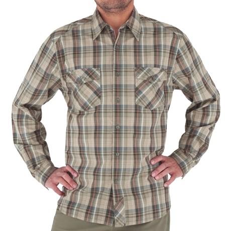 Royal Robbins Lenny Plaid Shirt - Long Sleeve (For Men)