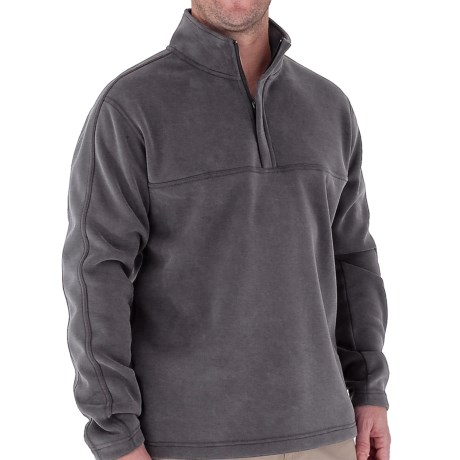 Royal Robbins Desert Knit Plus Pullover - UPF 50+, Zip Neck, Long Sleeve (For Men)