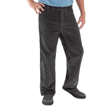 Royal Robbins Hi Livin' Corduroy Pants - UPF 50+ (For Men)