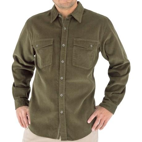 Royal Robbins Coloma Cord Shirt - UPF 50+, Long Sleeve (For Men)
