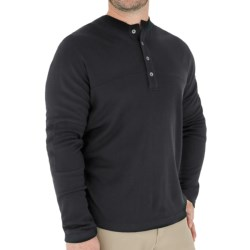 Royal Robbins The Duke Henley Shirt - UPF 25+, Long Sleeve (For Men)