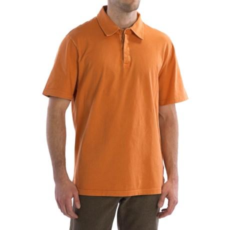 True Grit Vintage Polo Shirt - Short Sleeve (For Men)