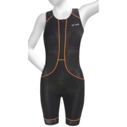 Orca 226 Kompress Tri Race Suit - UPF 50+, Built-In Bra and Chamois (For Women)
