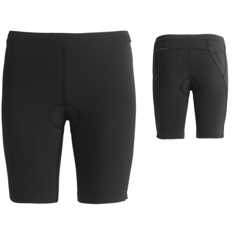 Orca 226 Lite Tri Shorts - UPF 50+, Built-In Chamois (For Women)