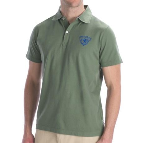 Bogner Fire + Ice Oleg Polo Shirt - Short Sleeve (For Men)