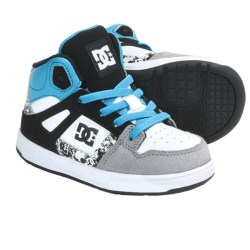 DC Shoes Rebound Skate Shoes (For Toddlers)