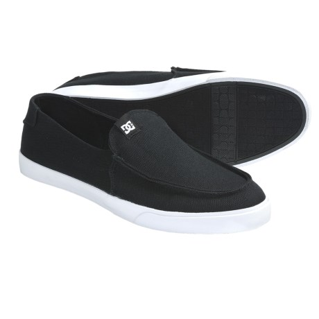 DC Shoes Villain Vulc TX Skate Shoes - Slip-Ons (For Men)