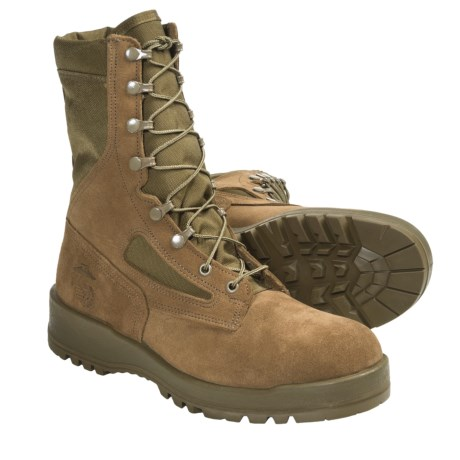 "Wellco USMC Hot Weather Combat Boots - 8"" (For Men)"
