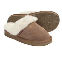 Ukala by Emu Inala Slippers - Suede, Merino Wool (For Girls )