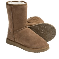 Ukala by Emu Sydney Low Boots - Merino Wool-Lined, Suede (For Women)