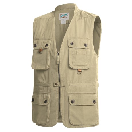 TravelSmith Kenya Safari Vest (For Men)