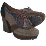 Earthies Skellig Shoes - Suede, Platform (For Women)