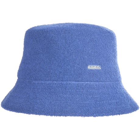Kangol Bermuda Spey Bucket Hat (For Women)