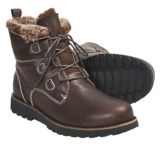 Emu Brunswick Hiking Boots - Sheepskin-Leather (For Men)