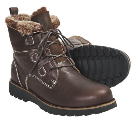 EMU Australia Emu Brunswick Hiking Boots - Sheepskin-Leather (For Men)