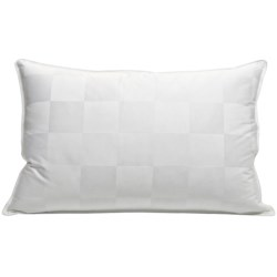 Blue Ridge Home Hotel Grand® Siberian White Down Pillow - Queen, 1000 TC Damask