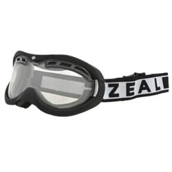 Zeal Rapt OTG PX Snowsport Goggles - Photochromic