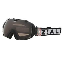 Zeal Eclipse SPX Snowsport Goggles - Polarized