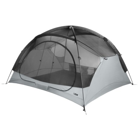 Nemo Asashi Tent with Footprint and Gear Caddy - 4-Person, 3-Season
